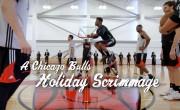シカゴ・ブルズのクリスマス紅白戦